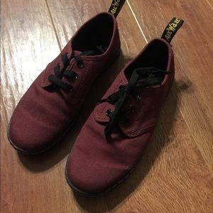 doc martens Shoes - Doc Martens canvas shoes